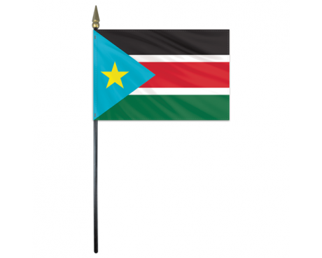 South Sudan Stick Flag