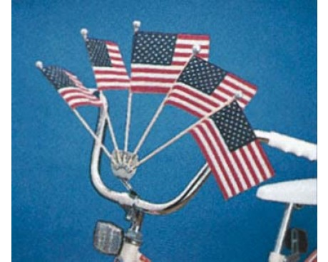Bicycle Flag Bracket