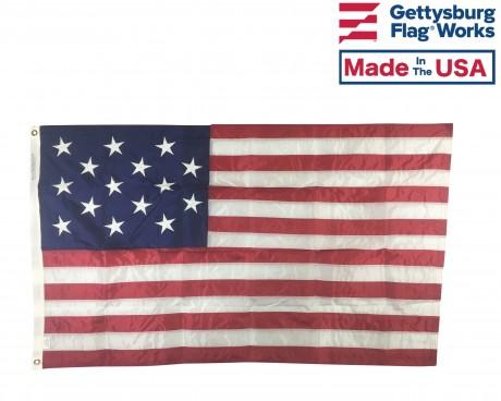 Star Spangled Banner Flag Front