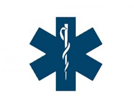 Star Of Life Flag - 3x5'