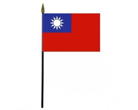 Taiwan Stick Flag