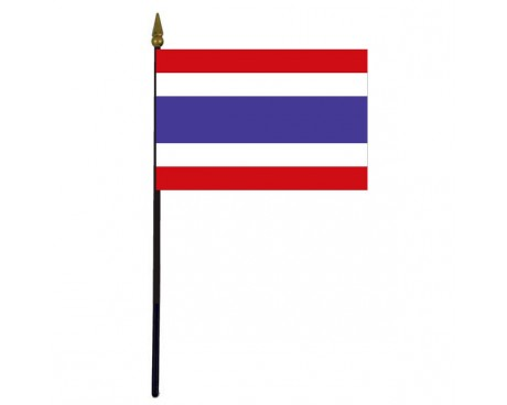Thailand Stick Flag