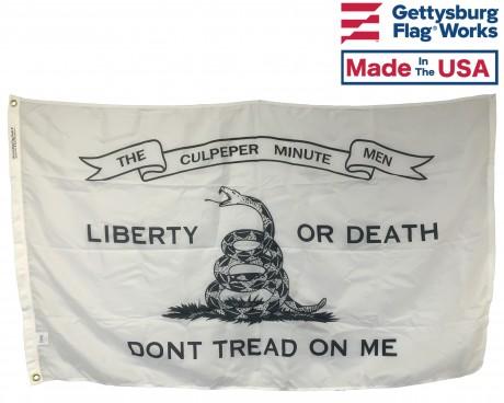 Culpeper Flag - 3x5'
