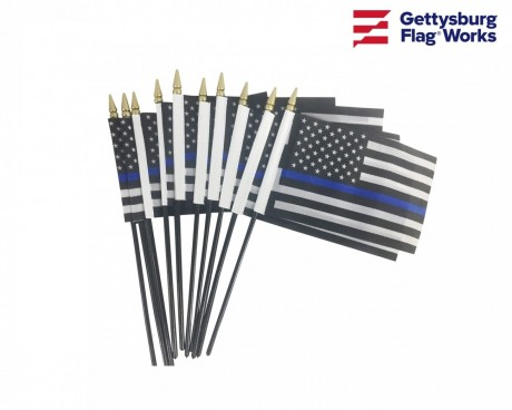 Thin Blue Line Stick
