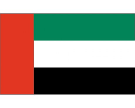 United Arab Emirate Flag