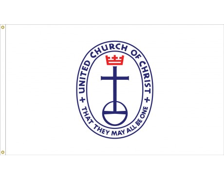 United Church of Christ Outdoor Flag 3x5