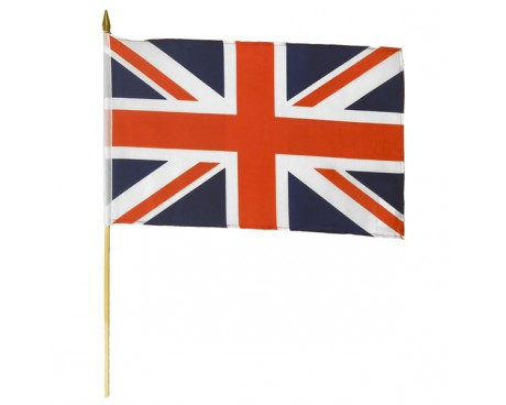 United Kingdom Stick Flag - 8x12""