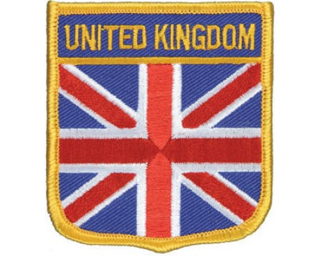 United King Patch