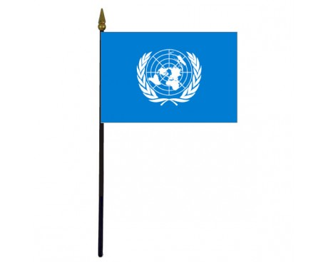 United Nations Stick Flag
