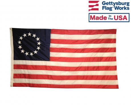 Betsy Ross 13 Star Flag