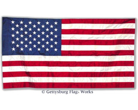 "American Banner, Heavy Duty Polyester, 3"" Pole Sleeve - 3x5'"