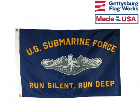 U.S. Navy Submarine Force Flag