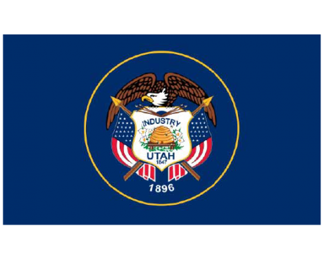 Utah Flag - Outdoor