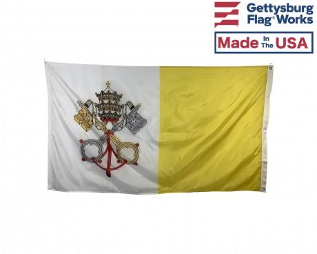 Vatican City Flag – Outdoor - Choose Options