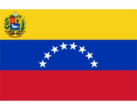 Venezuela Flag (With Seal)