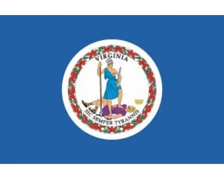 Virginia Flag - Outdoor