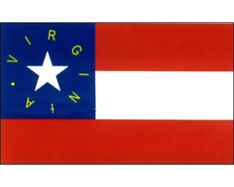 Virginia 25th Infantry Regiment Flag - 3x5'