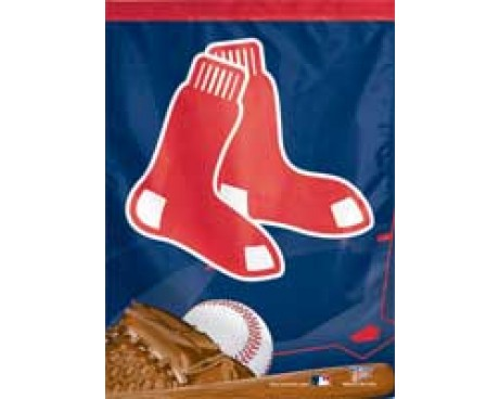 Boston Red Sox Garden Flag
