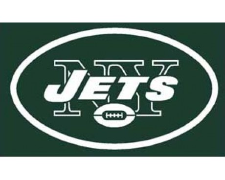 New York Jets Flag - Polyester