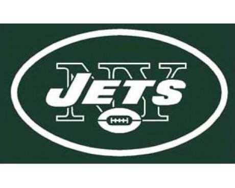 New York Jets Flag - Polyester
