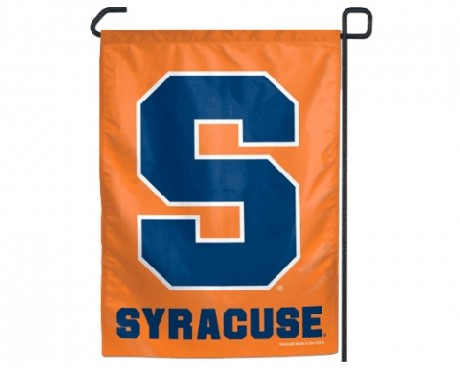 Syracuse University Garden Flag