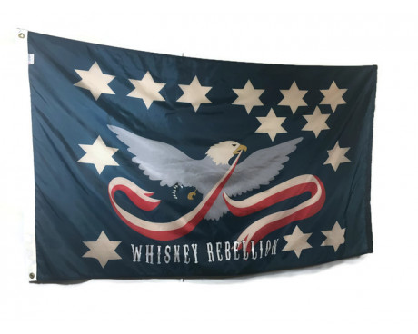 Whiskey Rebellion Flag