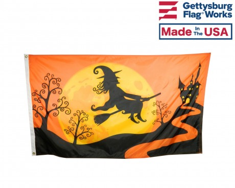 Witch Flag - 3x5'