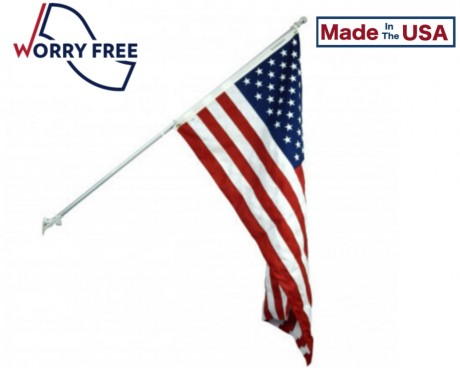 Worry Free® American Flag Set