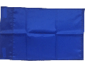 BLANK NYLON GOLF FLAG, Royal Blue