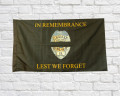 Freeport Police In Remembrance Flag