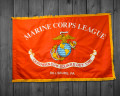 Custom Marine Corps League-Leatherneck Square