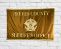 Reeves County Texas Flag
