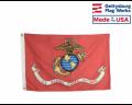 Marine Corps Retired Flag - 3x5'