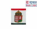 Historical Hungary Flag 1921-1946