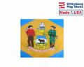 Seal of Delaware Flag