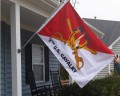 7th U.S. Cavalry Flag