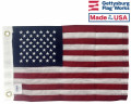 American Boat Flag