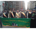 AOH NYS Board custom Applique banner