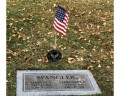 ARMY AIR CORPS VETERAN GRAVE MARKER