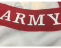 U.S. Army Applique Flag, 3x5