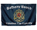 Bethany Beach Volunteer Fire Company Flag