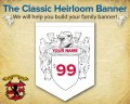 Classic Heirloom Banner