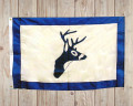 custom personal deer flag