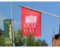 Troy City Music Hall Banner