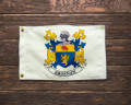 Custom Family Crest Boat Flag