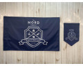 Custom family flag and banner