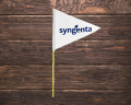 Syngenta Bike Flag