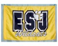 ESJ Wildcats School Flag