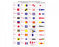 Individual Code Signal Flags & Pennants