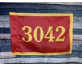Boot Camp Platoon Number Guidon